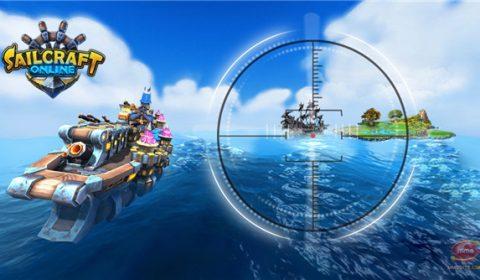 เตรียมพบกับ SailCraft เกมเรือรบ 3D ให้คุณได้วางแผนต่อสู้กับศัตรูแบบ Real-Time บน iOS และ Android สิงหาคม 2017