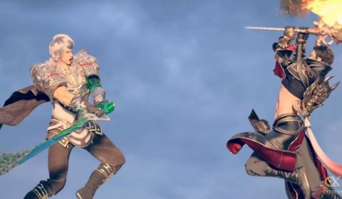 Electronics Extreme เผยตัวอย่างแรกของเกมมือถือตัวล่าสุด Weapons of the Gods ศึกเทพศาสตรา พร้อมเปิด Fanpage เตรียมระเบิดความมันส์เร็วๆนี้