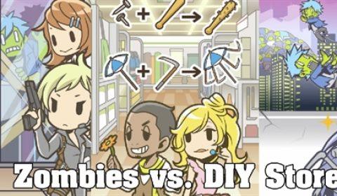(รีวิวเกมมือถือ) Zombies vs. DIY Store เกมคลิกเกอร์ ซัดซอมบี้ด้วยนิ้วของคุณ!