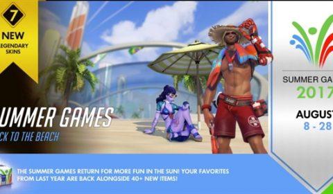 (พรีวิวแพตซ์ใหม่ Overwatch) เทศกาล Summer Games กลับมาแล้ว!