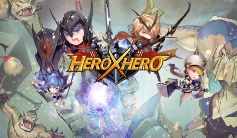 (รีวิวเกมมือถือ) HeroXHero ศึกฮีโร่พันธ์จิ๋ว เกม ARPG สุดสนุกบนมือถือ!