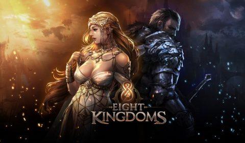 เปิดตัวเกมใหม่ 8 Kingdoms ศึกแห่ง True King ฟอร์มยักษ์จาก Kakao Game เปิดลงทะเบียนแล้ว!