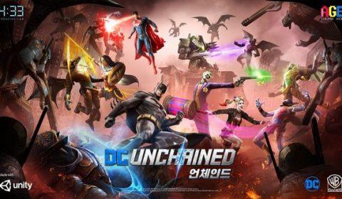 DC Unchained เกมมือถือ PvP ใหม่ในจักรวาล DC มีทั้งซุปเปอร์ฮีโร่และวายร้ายเพียบ! เปิดตัวภายในปี 2017 นี้