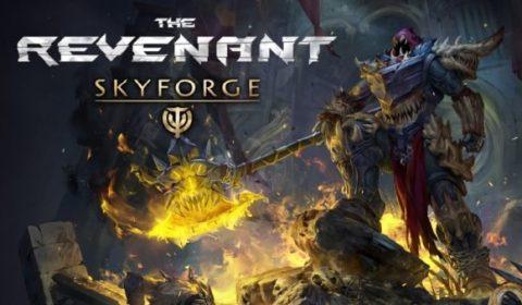 Skyforge สุดยอดเกม Sci-fi MMORPG ปลดล็อคอาชีพใหม่ The Revenant เล่นได้ 19 กันยายนนี้