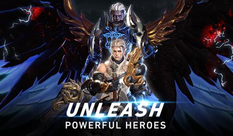 NCsoft เปิดตัวเกมมือถือ mobile RPG ใหม่ AION Legions of War บน Android (ดาวน์โหลดฟรี)