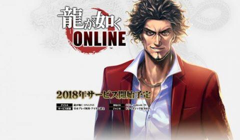 เตรียมพบกับเกมซามูไร Yakuza Online จาก SEGA ทั้งบน PC และ Mobile (Free-to-Play)