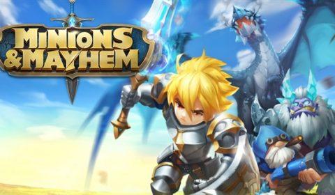 (รีวิวเกมมือถือ) Minions & Mayhem : ระดมกองทัพ กับเกมวางแผนสุดมันส์!