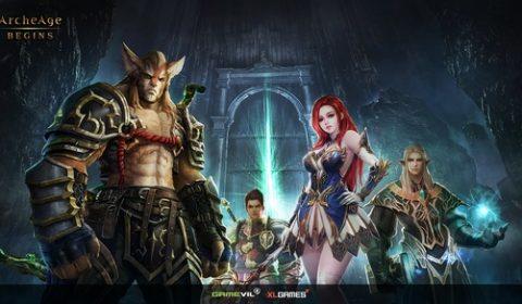ArcheAge Begins จาก PC สู่เกมมือถือ เตรียมตีตลาดเกมทั่วโลก 25 ตุลาคมนี้!