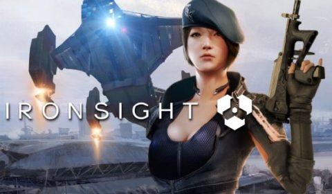 Ironsight เกม FPS แห่งโลกอนาคต เตรียมลุยตลาดตะวันตก CBT พ.ย.นี้ / OBT ต้นปีหน้า