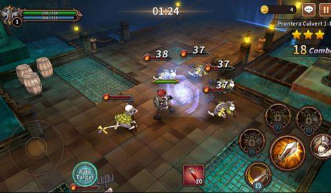ตะลุย Ragnarok: Spear of Odin เกมส์มือถือใหม่ อีกหนึ่งเวอร์ชั่นของตำนานในรูปแบบ Action MMORPG เปิด CBT ให้ได้ทดสอบกันแล้ว