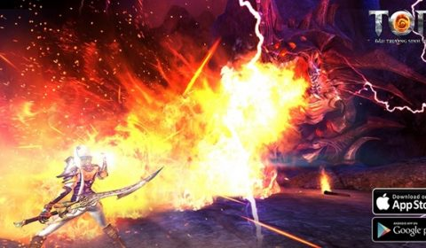 TOP (Triumph Over Pain) เกมมือถือแนว Hardcore Action RPG เปิดให้บริการแล้ววันนี้!