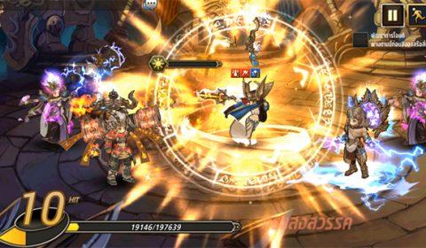 Tale of Legends เกมส์มือถือใหม่รวมผลผู้กล้าระดับตำนาน เตรียมเปิดทดสอบ CBT 14 ก.ย. นี้