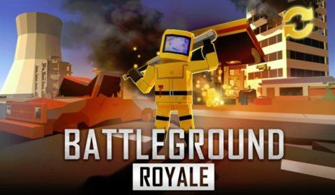 (รีวิวเกมมือถือ) BattleGround Royale ศึกเกม Battle Royale สไตล์ภาพ PIXEL