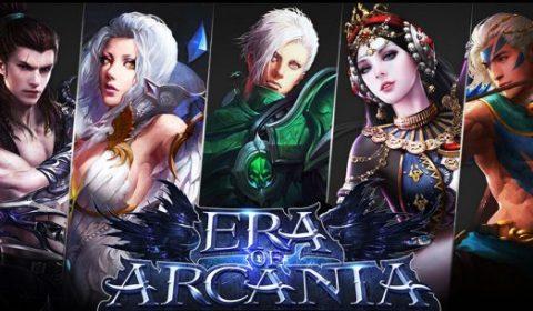 Era of Arcania เกมมือถือใหม่ Mobile MMORPG เปิดให้ทดสอบ Closed Beta บน Android แล้ววันนี้ (ดาวน์โหลดฟรี)