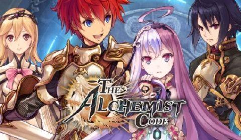 The Alchemist Code เกมมือถือแนว SRPG เปิดให้ลงทะเบียนเล่นล่วงหน้าแล้วทั่วโลก