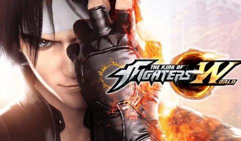 รีวิวล่าสุด The King of Fighters World เกมมือถือ mobile MMORPG เปิดทดสอบ Closed Beta ในประเทศจีนแล้ว