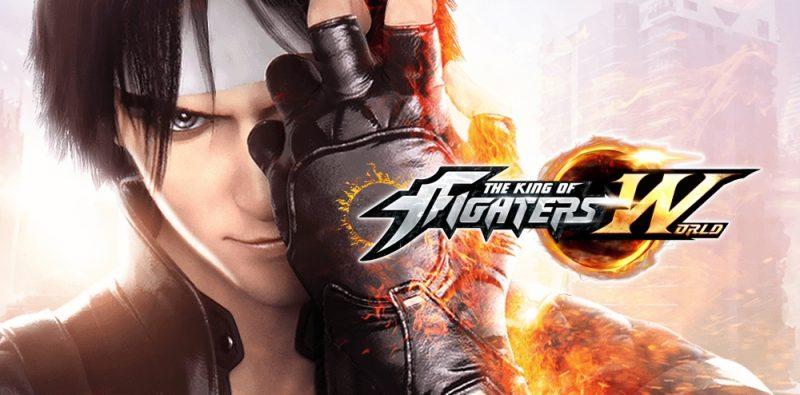 รีวิวล่าสุด The King of Fighters World เกมมือถือ mobile