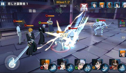 พาไปลอง Bleach PARADISE LOST เกมส์มือถือญี่ปุ่นน่าเล่นจากการ์ตูนชื่อดัง หวังว่าจะเข้าไทย