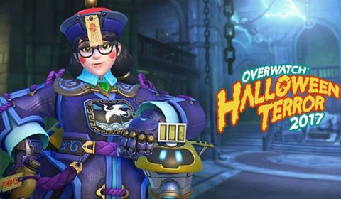 พบกับสกินชุดผีกองกอย ของ Mei ตัวละครหมวยน่ารักจาก Overwatch ในเทศกาล Halloween 2017