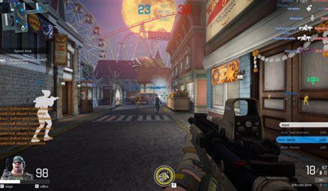 เปิด OBT ให้มันส์แล้ววันนี้ Battle Carnival เกมส์ FPS ใหม่ตัวเด็ดจาก EXE
