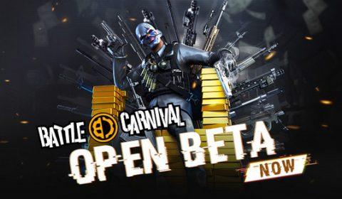 Battle Carnival สุดยอดเกม FPS มาแรงแซงทุกกระแส เปิด Open Beta แล้ววันนี้ !