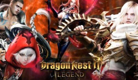 ปิดซะแล้ว! ค่ายเกม Nexon ประกาศปิดเกม Dragon Nest II Legend ปลายเดือนธันวาคม 2017 นี้