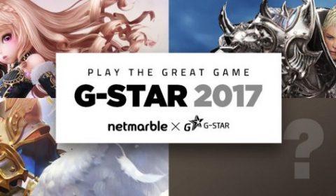(Exclusive) ชมคลิปทดลองเล่น 4 เกมมือถือ mobile MMORPG สุดพิเศษ! ที่ไม่เคยเปิดเผยที่ไหนมาก่อน จากค่าย Netmarble ในงาน G-Star 2017