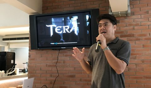 Playwith เชิญสื่อร่วมทดสอบ TERA ในงาน PlaywithThailand TERA Showcase