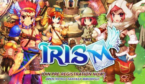 IRIS M เปิดโลกแฟนตาซี เกมใหม่บนมือถือ MMORPG เปิดลงทะเบียนล่วงหน้าแล้ว