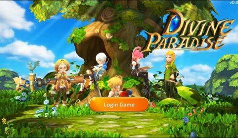 (รีวิวเกมมือถือก่อนเปิดจริง) Divine Paradise ตำนานเกม Dragonnnest มือถือของแท้!