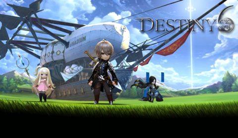 (รีวิวเกมมือถือ) Destiny6 มหากาพย์เกมมือถือสุดอลังจาก Netmarble