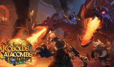 การผจญภัยสุดมหัศจรรย์ Kobolds & Catacombs  มาแล้ว!