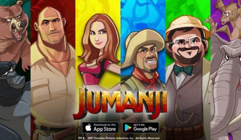 เมื่อบอร์ดเกมเจอกับการ์ดแบทเทิลในเกมมือถือ! NHN เปิดตัว Jumanji : The Mobile Game เป็นทางการทั่วโลก