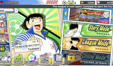 หวนรำลึกความหลัง Captain Tsubasa Dream Team พร้อมกันทั่วโลกทั้งระบบ iOS และ Android แล้ววันนี้