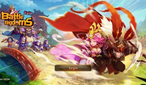 (รีวิวเกมมือถือ) Battle Kingdoms สามก๊ก – เกมกลยุทธ์สามก๊กที่ทั้งฮา น่ารัก และเซ็กซี่!