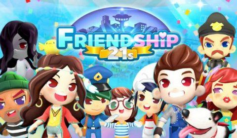 เปิดตัว Friendship21s แอปเกมดีๆ สำหรับเยาวชนรับวันเด็กแห่งชาติ ปี 2018