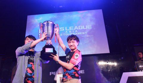 ญี่ปุ่นคว้าแชมป์ไปครอง กับการแข่งขัน PES LEAUGUE ASIA 2v2 Tournament
