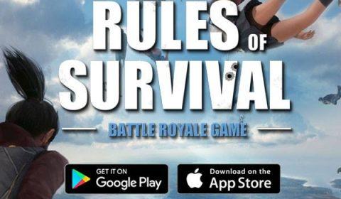 หรือจะมีเซิร์ฟเวอร์ไทย Rules of Survival เปิดแฟนเพจเวอร์ชั่นไทยอย่างเป็นทางการ