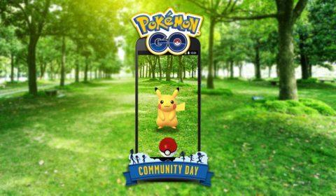 สาวก Pokemon GO เตรียมล่า Pikachu ปิ๊กาจู ในงาน Pokémon GO Community Day ประจำเดือนมกราคม 2018 (ทั่วโลก)