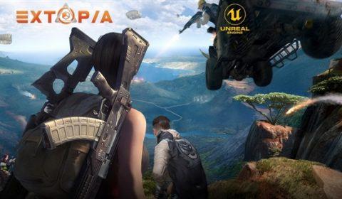 (รีวิว) EXTOPIA เกม Battle Royale บน PC แบบ Stand Alone เกมแรกของไทย โดย Winner Online