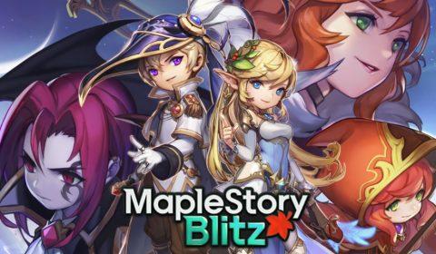 (รีวิวเกมมือถือ) MapleStory Blitz ฝ่าเกมกลยุทธกับตัวละครจากเมเปิ้ล!