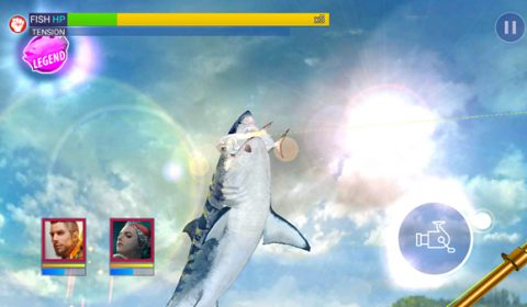 พาไปลองก่อนเจอของจริง Fishing Strike เกมส์ตกปลาสุดมันส์จาก Netmarble