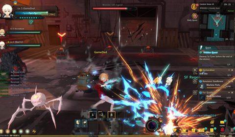 เปิดให้มันส์ทั่วโลก SoulWorker เกมส์ Action MMORPG กราฟิกสุดแจ่มพร้อมให้บริการทั่วโลกผ่านระบบ Steam แล้ววันนี้