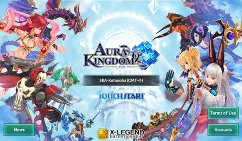 (รีวิวเกมมือถือ) Aura Kingdom สานต่อตำนาน Fantasy Frontier บนมือถือ