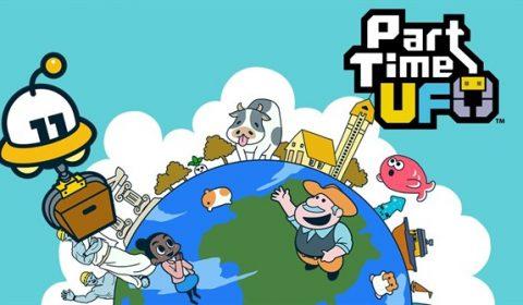 (รีวิวเกมมือถือ) Part Time UFO เกมสไตล์ตู้คีบจากญี่ปุ่น เล่นสนุกเพลินแน่นวล