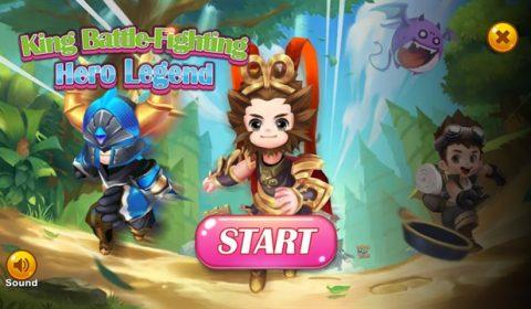 (รีวิวเกมมือถือ) King Battle-Fighting Hero legend เกม ARPG ตะลุยด่านเกมเพลย์สุดมันส์