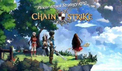 Chain Strike ยอดลงทะเบียนล่วงหน้าทั่วโลกทะลุล้านภายใน 10 วัน!!