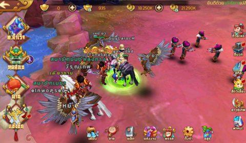 คนล้นเวอร์ Yulgang Mobile เซิร์ฟไทย!! เกมส์มือถือ MMORPG ที่หลายคนรอคอย เปิดยุทธภพรอบ OBT แล้ววันนี้