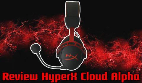 [Game-Ded Review] หูฟังขั้นเทพ HyperX Cloud Alpha คุ้มค่าคุ้มราคา