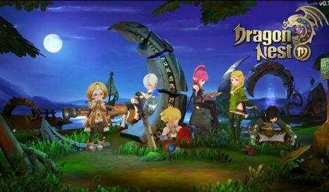 (รีวิวเกมมือถือ) Dragon Nest M มาไทยแล้ว! CBT แล้ววันนี้